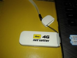 How  to Convert your Dongle into WiFi Dongle using Mobile Hotspot