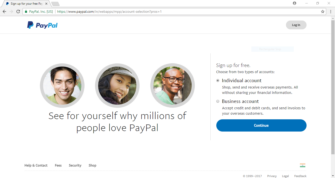How To Use Paypal in India - A complete Guide