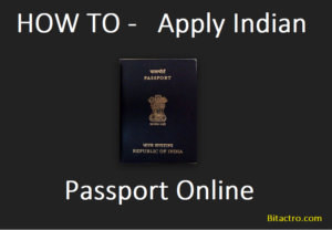 How To Apply For Passport Online In India – Step by Step GUIDE