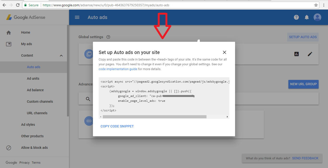 How To Implement Google Adsense Auto Ads Properly