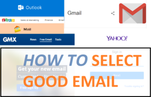 How To Pick Good Email Names For  Your Email Address
